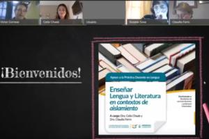 Enseñar Lengua y Literatura en contextos de aislamiento