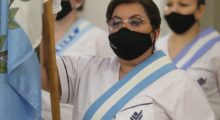 Emotivo acto de colación: Mendoza tiene 395 flamantes enfermeros nuevos